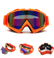 Off-road motorcycle racing goggles Outdoor riding eye protection windproof glasses Ski goggles