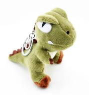 Dinosaur plush doll with pendants Tyrannosaurus toy