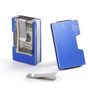 Metal multi-function wallet