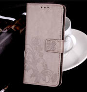New embossed mobile phone case Multi-function mobile phone case Card holder protector