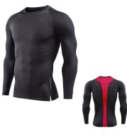Tight-fitting quick-drying clothes sports running breathable basketball training workout clothes