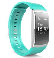 Smart bracelet heart rate counter step waterproof sports Bluetooth bracelet factory direct