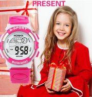 Children's electronic watch