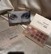 18 color eyeshadow multicolor desert rose eyeshadow tray