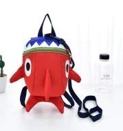 Children's backpack anti-lost cartoon backpack shark classic children's backpack cute small bag
