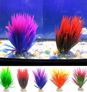 Scenery simulation of aquarium aquarium ornaments decorated with artificial aquarium small aquarium setting prospects of rockery plants