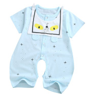 Male and female baby romper clothing newborn baby onesies