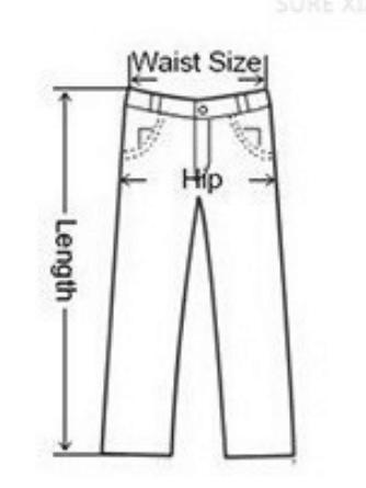 Men Straight Slim Jeans