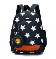 Star cartoon package kindergarten men and women baby bag in the big class 3-4-5 years old children backpack cross-border