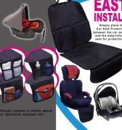Safety Seat Cushion Child Seat Anti-skid and Anti-wear Seat Cushion Automotive Seat Cushion