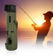 Fishing rod storage fishing rod portable reel bag