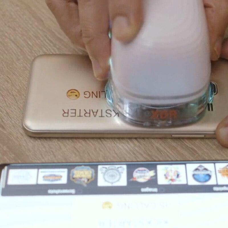 Wireless Handheld Smart
