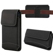 Universal multifunctional durable Oxford cloth men's mobile phone universal hanging pockets