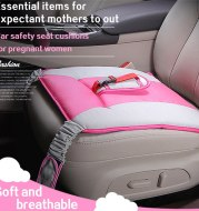 Special for pregnant women, car seat belt clip strap