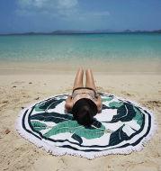 fashion Beach towel Women Bikini