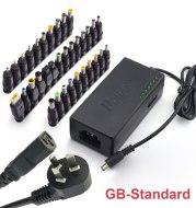 96w 12V/24V universal adjustable power adapter