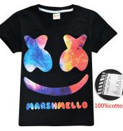 Marshmallow children's t-shirt