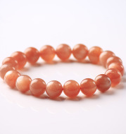 Sun stone bracelet