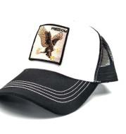 Animal pattern baseball cap