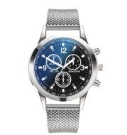 Quartz mesh with watch