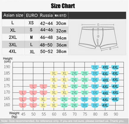Deal Boxershorts Aanbieding - 3 stuks - Inclusief verzendkosten - Goedkope heren boxershorts - Ice Silk