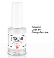 Wet powder nail polish