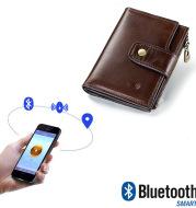 Anti-theft multifunction wallet