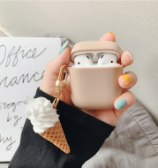 Cylinder Ice Cream Airpods2 Protector Set