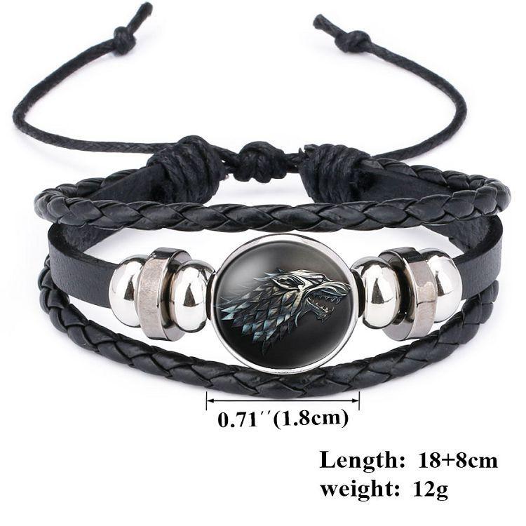 977703003732 Power game bracelet