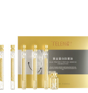Gold protein peptide set kit