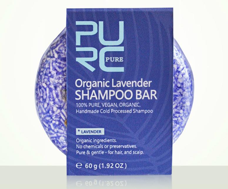 Handgemaakte, Aparte, Organische zeewier shampoo voor dagelijks gebruik herstellende haar werking (Seaweed)