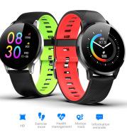 Heart rate blood pressure monitoring smart bracelet