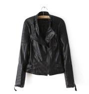 Locomotive PU leather clothing