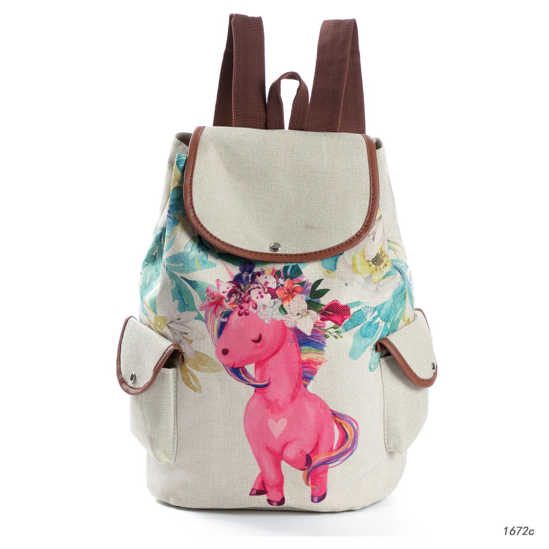 Unicorn Girls Bag