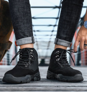 Sneakers hiking shoes
