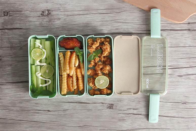 Meal - Separate Microwave Oven light lunch box