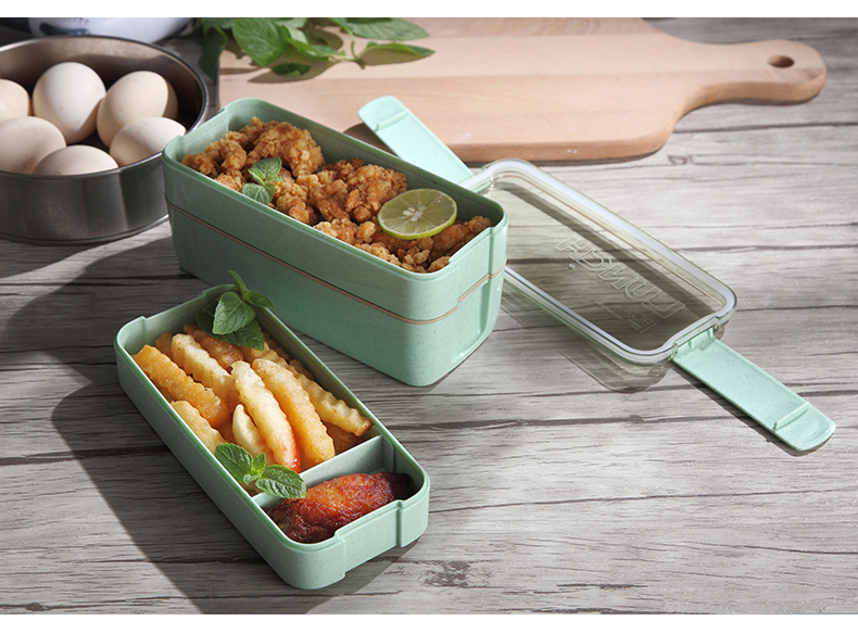 Food - Separate Microwave Oven light lunch box