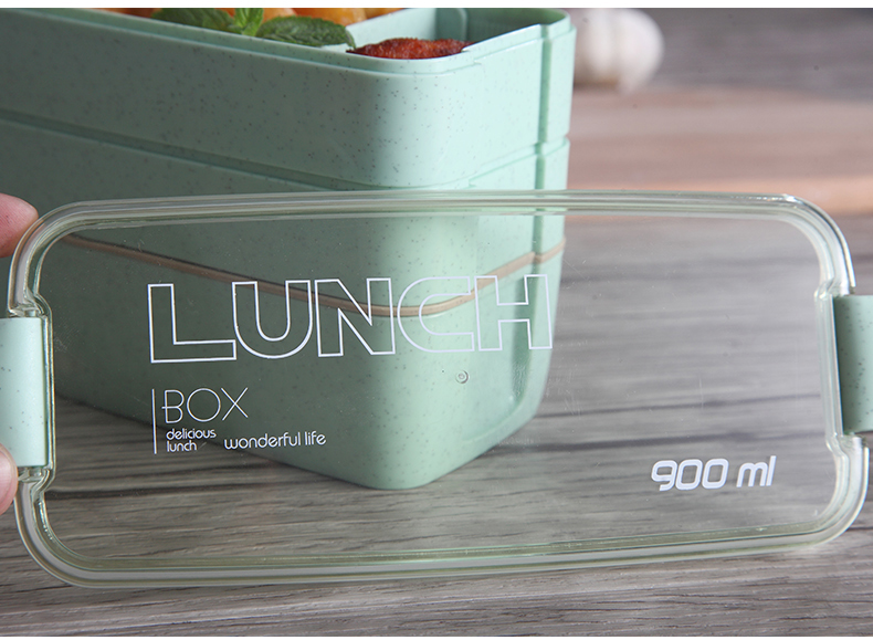 Bowl - Separate Microwave Oven light lunch box