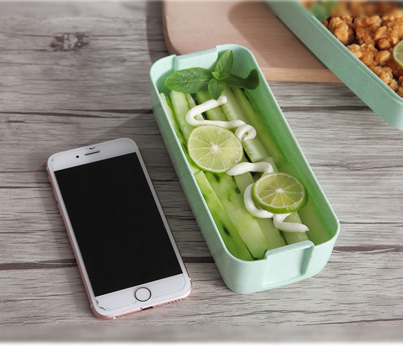 Mobile Phone - Separate Microwave Oven light lunch box
