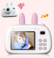 Cartoon rabbit video recorder