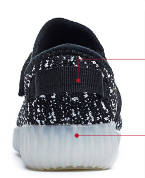 1089219737344 Illuminated shoes