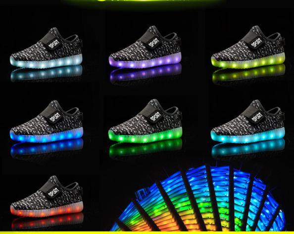 954123367028 Illuminated shoes