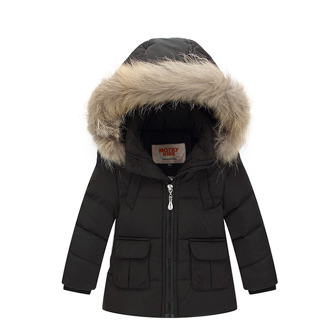 Apparel - Hooded 2-Piece Snowsuit Set with Fur