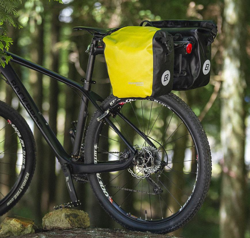 Wheel - Bicycle Waterproof Bag