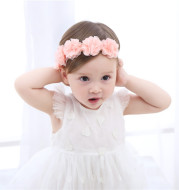 Baby hair accessories baby headdress