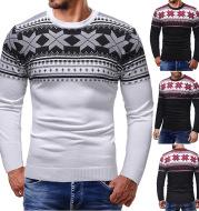 Christmas men's sweater