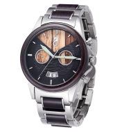 Wooden watch fashion waterproof