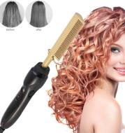 Wet and dry hair curlers
