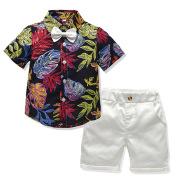 Males children wear