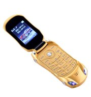 Classic clamshell mobile phone for the elderly